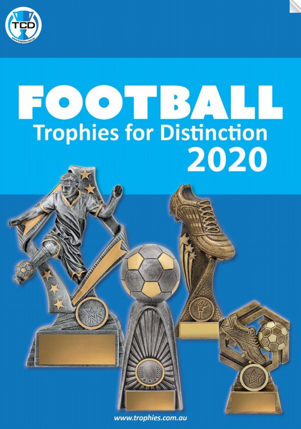 Football Soccer Trophy Catalogue 2020