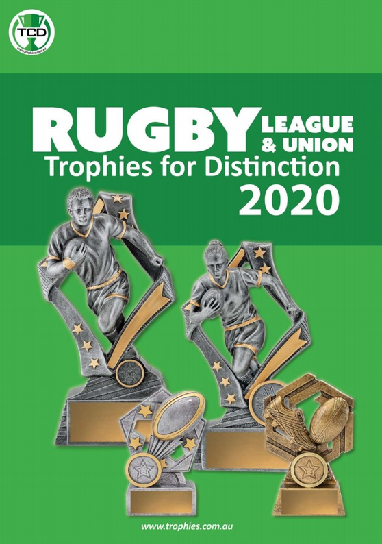 Rugby Trophies 2020
