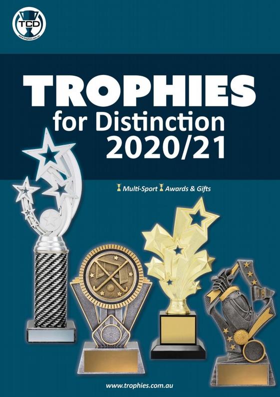 Trophies Main Catalogue 2020