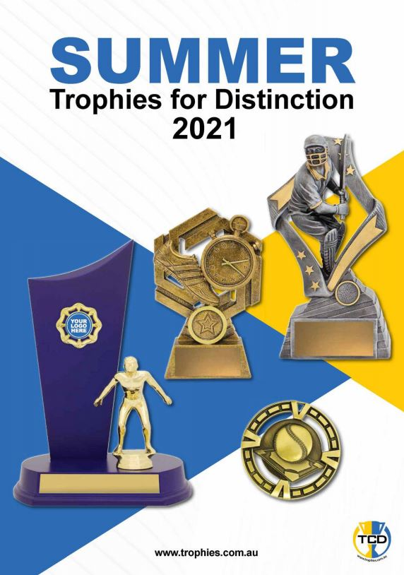 Summer Trophies for Distinction 2021