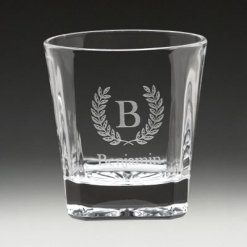 Square Whisky Glass