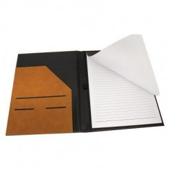 Leatherette Portfolio Notebook