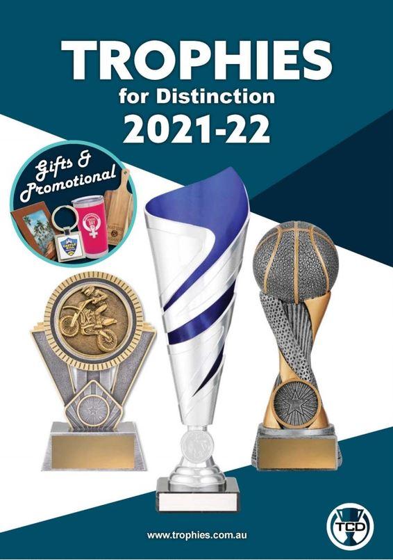 Trophies Catalogue 2021 2022